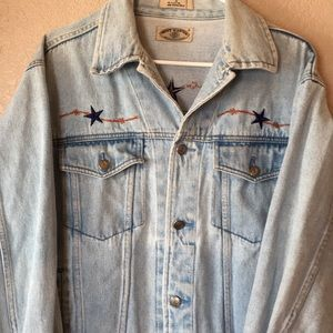 Most Wanted Jean Jacket